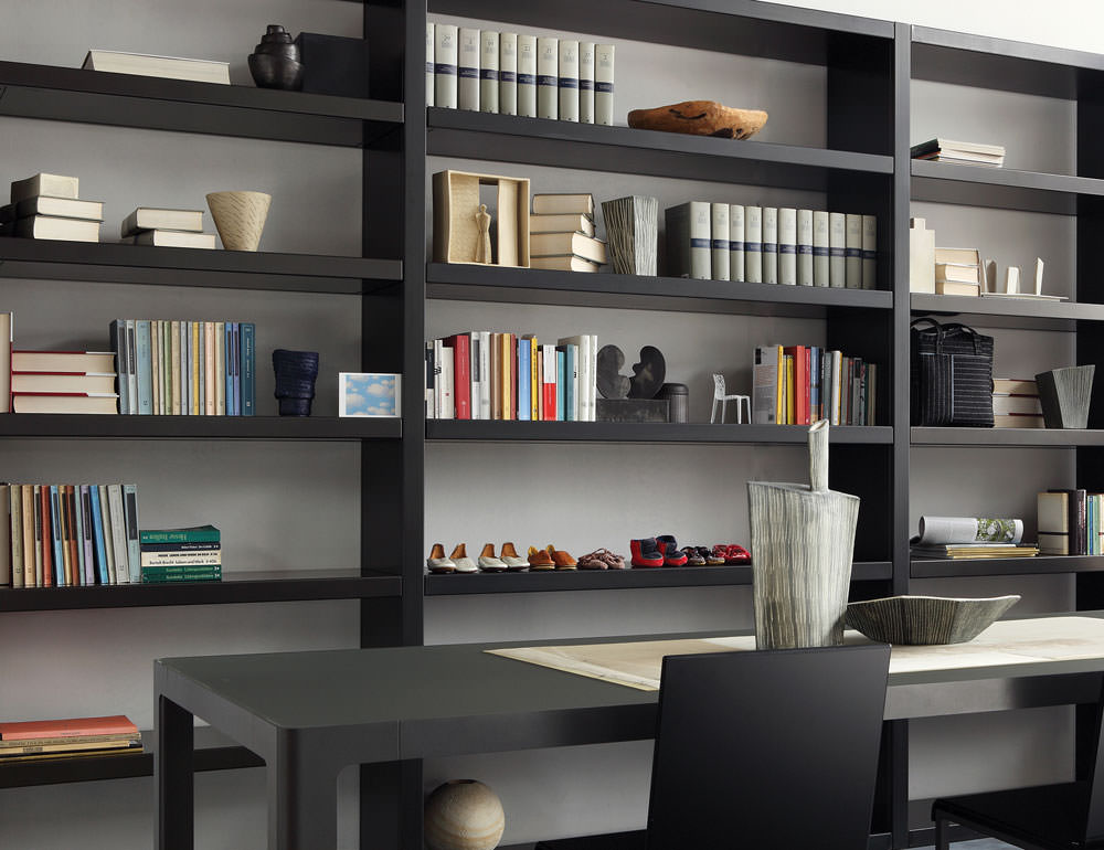 bibliotheque noire. Black Bedroom Furniture Sets. Home Design Ideas