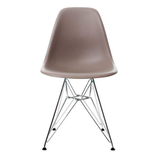 Chaise eames plastic side chair angle droit design grenoble lyon annecy gen - Chaises eames occasion ...