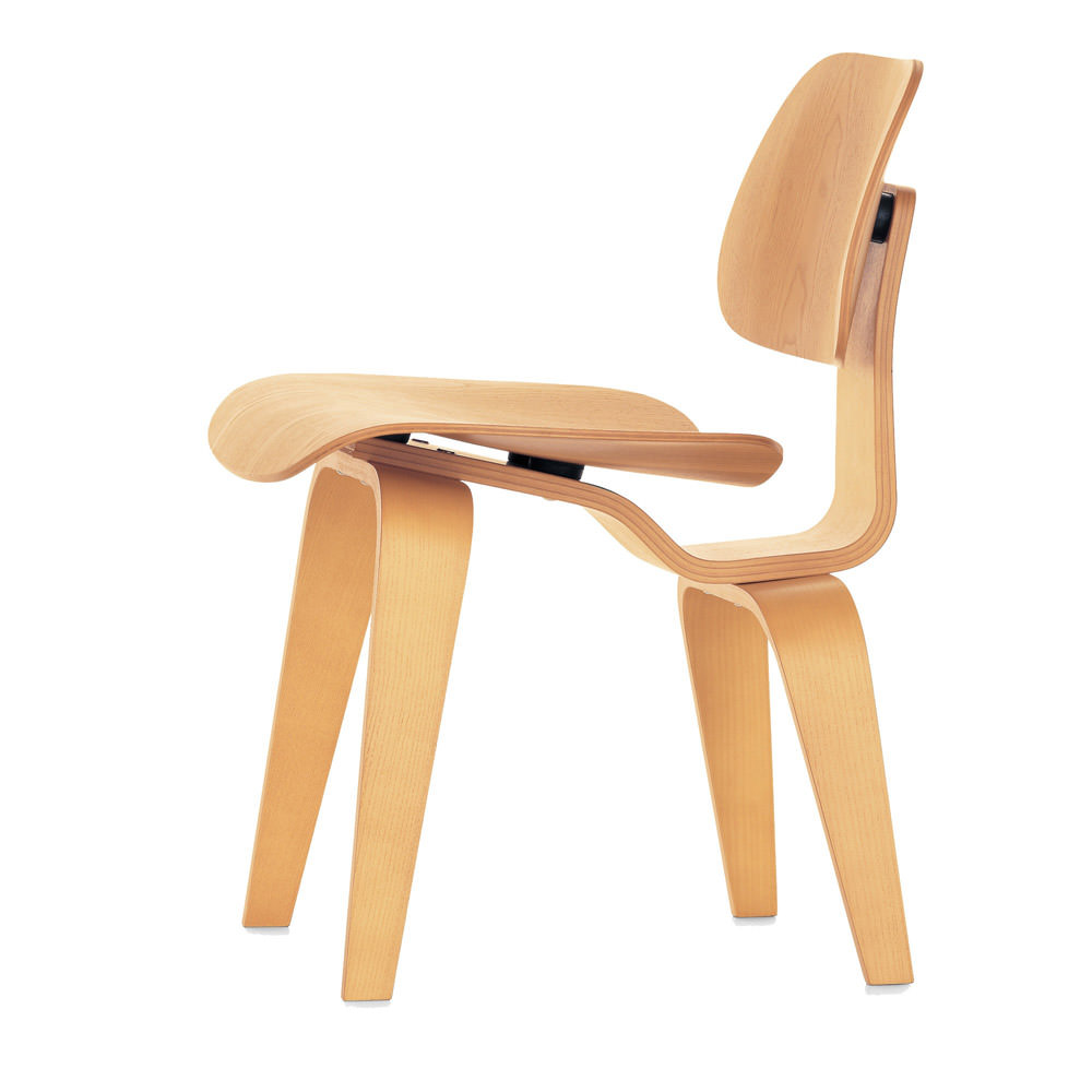 Chaise plywood group angle droit design grenoble lyon annecy gen ve mobilier design salle de - Charles eames chaise ...