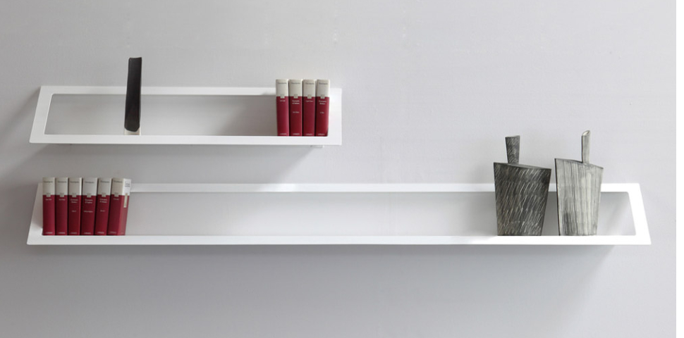 Tag re air shelf angle droit design grenoble lyon - Etagere cuisine design ...