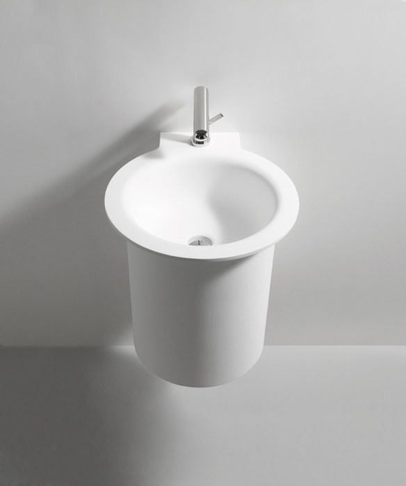 Lavabo in out angle droit design grenoble lyon annecy for Lavabo exterieur