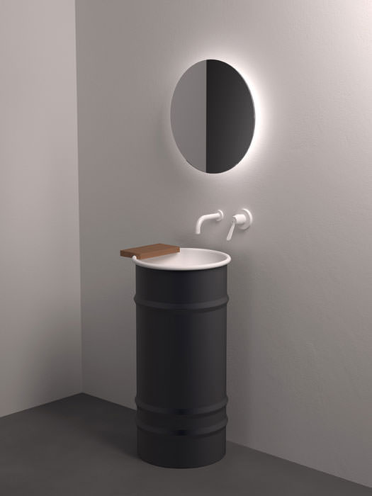 lavabo exterieur. Black Bedroom Furniture Sets. Home Design Ideas