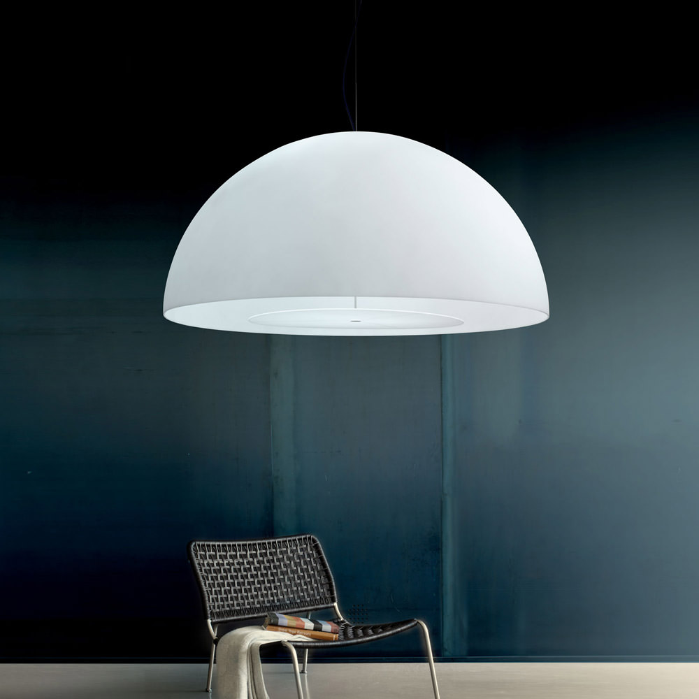 Suspension avico angle droit design grenoble lyon annecy for Suspension luminaire exterieur design
