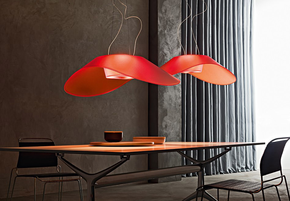 Suspension fly fly angle droit design grenoble lyon for Suspension luminaire exterieur design