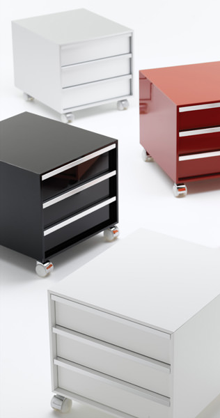 Meuble tiroirs cabinets angle droit design grenoble - Cabinet d architecture grenoble ...