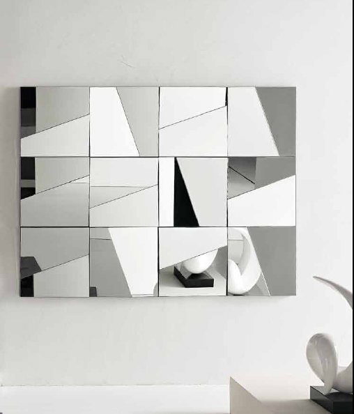 Miroir stati d animo angle droit design grenoble lyon for Composition miroir