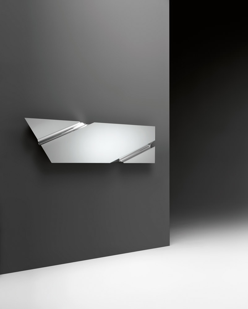 Miroir the wing angle droit design   grenoble lyon   mobilier ...