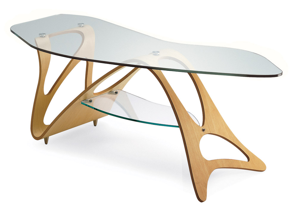 Petite table arabesco angle droit design grenoble lyon for Petite table d angle