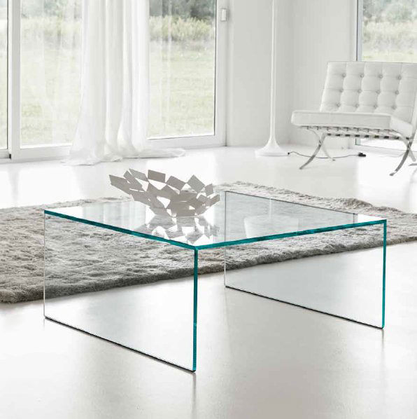 Table basse verre petite dimension - Petite table basse en verre ...