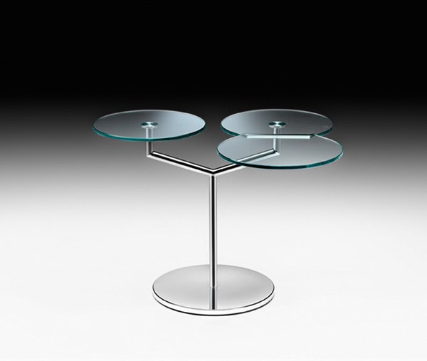 Petite table orbit angle droit design grenoble lyon for Petite table d angle