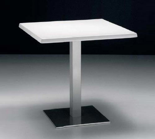 Petite table carr e de cuisine petit table carr e for Table rectangulaire de cuisine