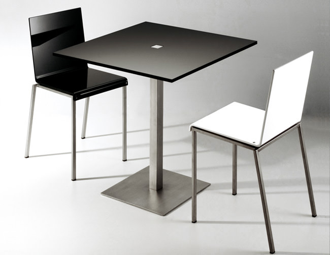 Petite table d angle maison design for Meuble design grenoble