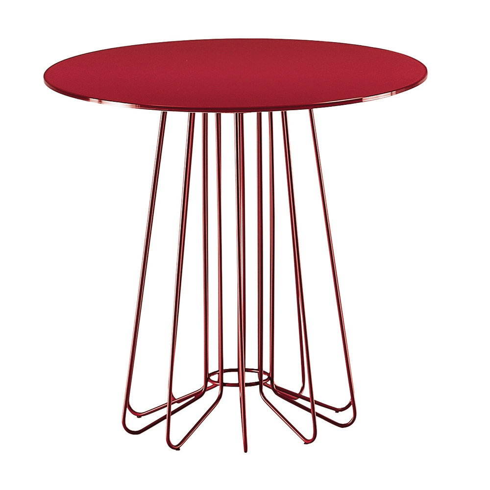 Petite table smallwire angle droit design grenoble lyon for Petite table d angle