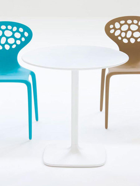 Petite table supernatural angle droit design grenoble for Petite table d angle