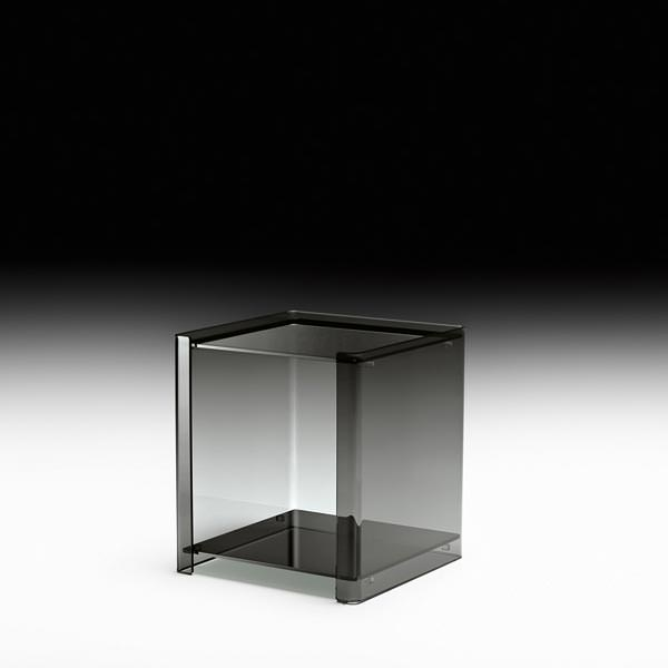 Table de nuit milo angle droit design grenoble lyon - Dimension table de nuit ...