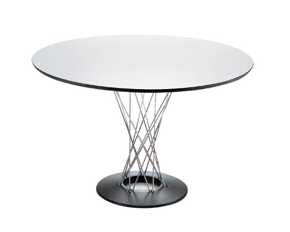 Table pied central design - Table avec pied central design ...