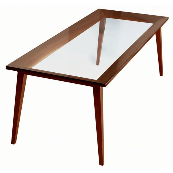 Table frame strack angle droit design grenoble lyon for Table exterieur starck