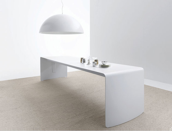 Table la grande table angle droit design grenoble lyon for Table exterieur 3m