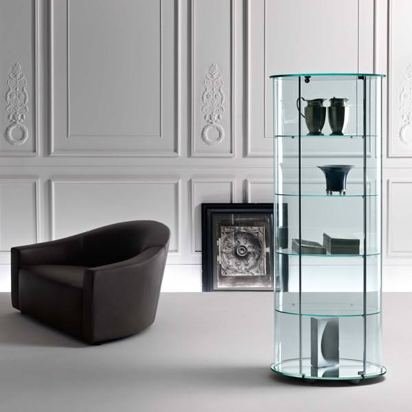 vitrine palladio angle droit design grenoble lyon annecy gen ve mobilier design salle de. Black Bedroom Furniture Sets. Home Design Ideas