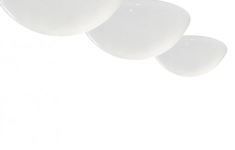 Plafonnier hole light angle droit design grenoble lyon for Pescatore luminaire